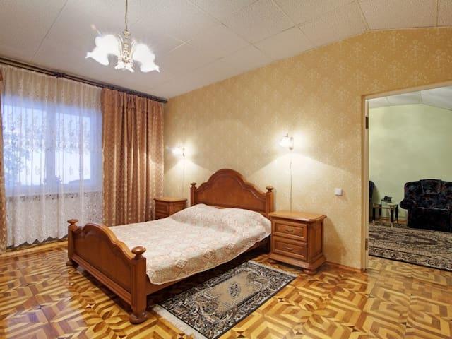 Two-room Suite with Terrace. Hotel Dvoryanskiy