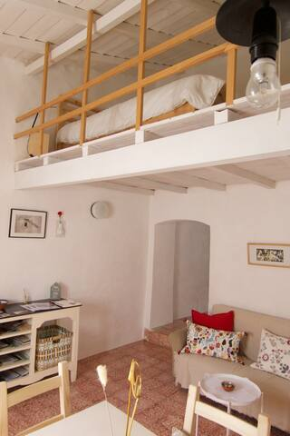 Typical house in Alentejo