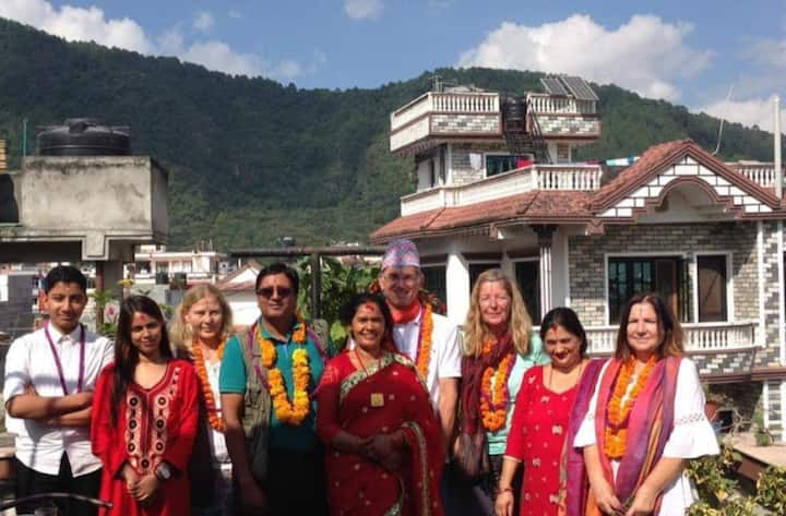 HomeStay in Kathmandu   Nearby Bonpo Monastery