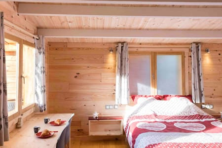 Cabins Miloby 2. Beautiful and tranquil.