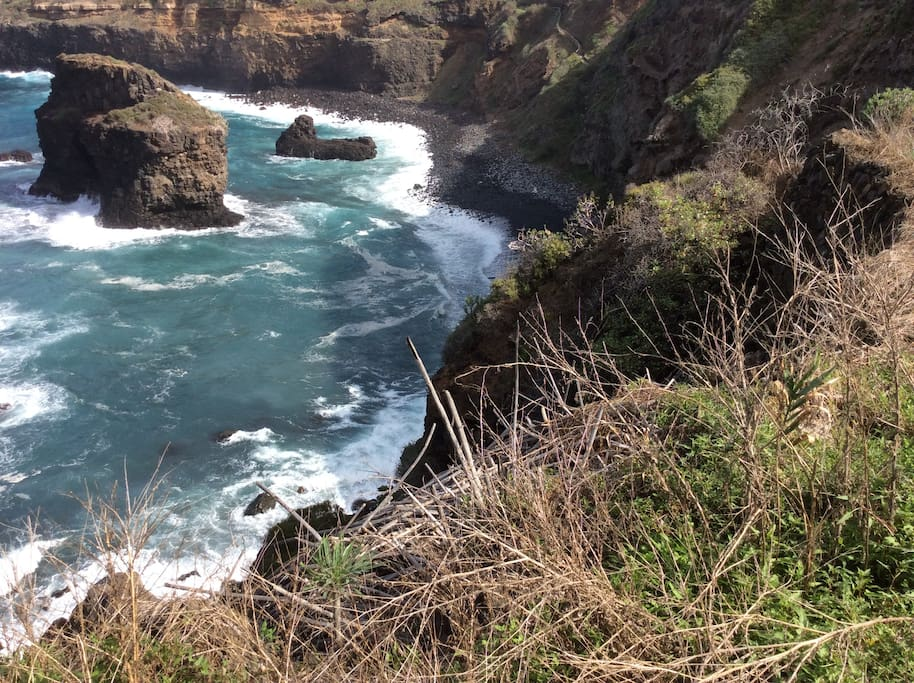 Playa de Los Roques a 200 metros
