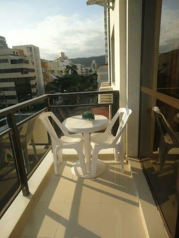 Guarujá - Praia da Enseada - Apartamento 2 quartos