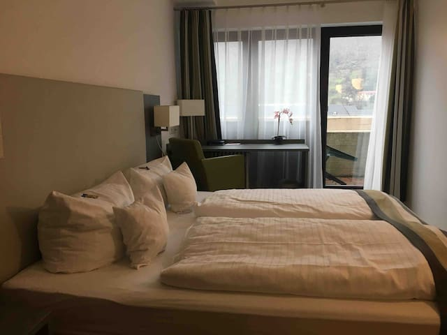 Hotel am Schloss - Doppelzimmer mit/ohne Balkon