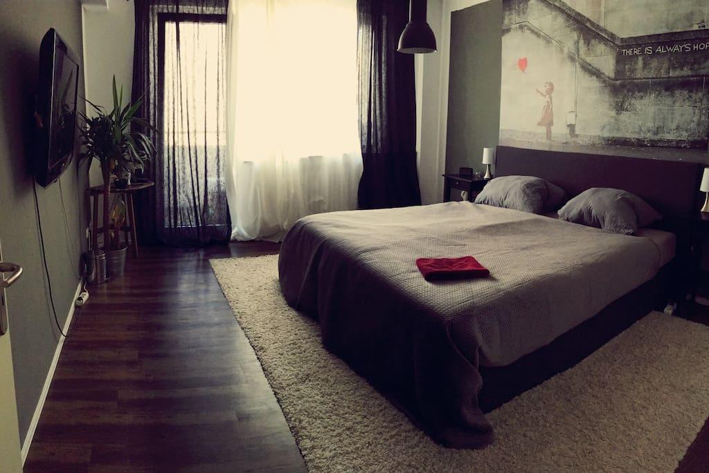 Schlafzimmer|Bedroom