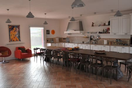 CASA BOSCONE - Boscone Cusani - Villa