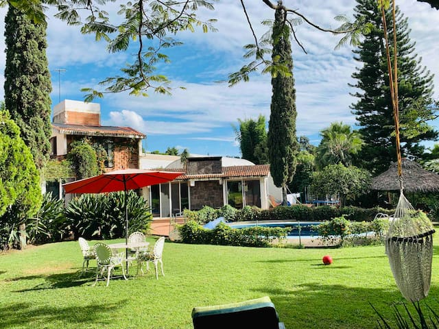 Hermosa Casa Colorines/ Gorgeous Colorines House