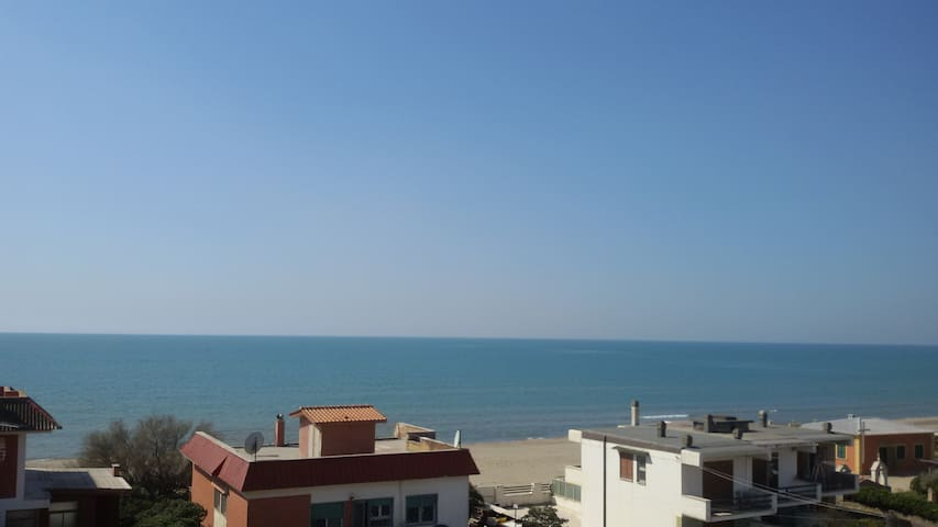 Appartamento con vista mare! - Torvaianica - Apartment