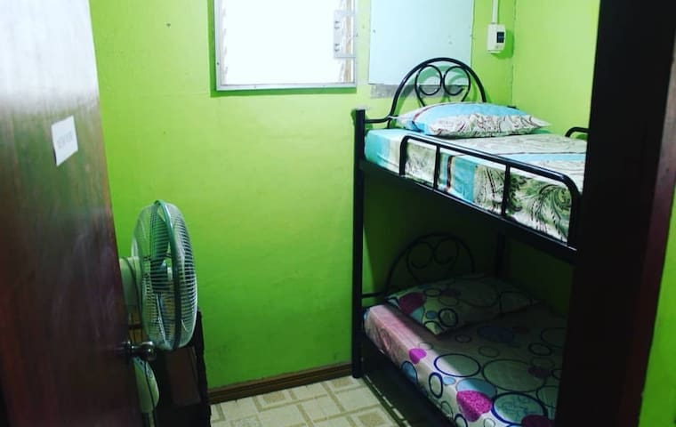 Transient Room in Cubao