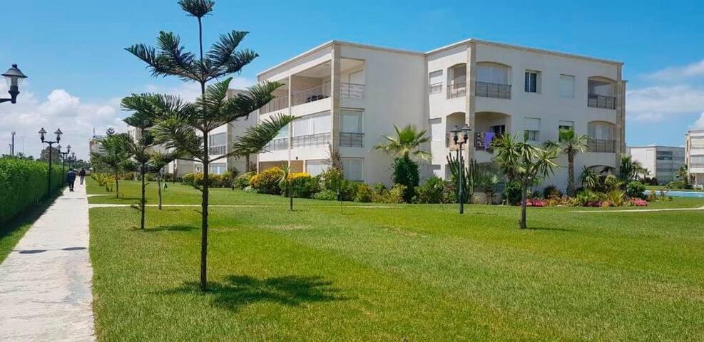 Ferienwohnung/App. für 6 Gäste mit 80m² in Sidi Rahal Route Azemmour (117126)