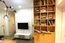 1号清新房间,【罗湖口岸、田贝水贝珠宝、罗湖金融圈】设计师的北欧之家LULUINN