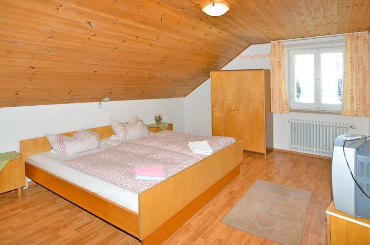 56 m² apartment Gasthof Fuchs Am Goldenen Steig - Mauth - อพาร์ทเมนท์