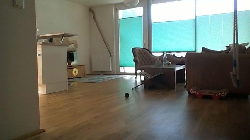 Wohnung mit großzügig, helle 3 Zimmern in Kufstein - Kufstein - Condomínio