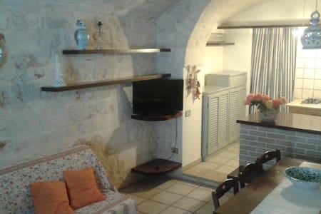 Affascinante casa in pietra/charming stone house - Ceglie Messapica - Wohnung