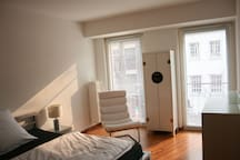 Design Flat in famous Old Town for up to 4 Person