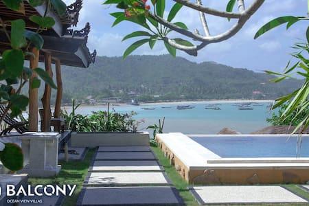 Beach Balcony - Ocean View Villa