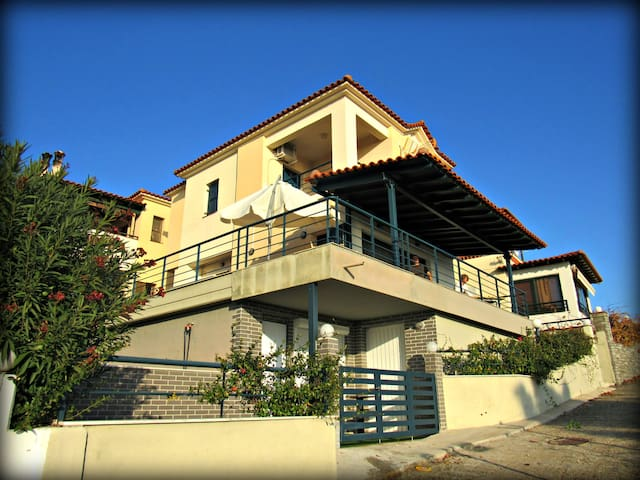 Villa (3 fl.) in Sithonia, Halkidiki - Chalkidiki - 별장/타운하우스