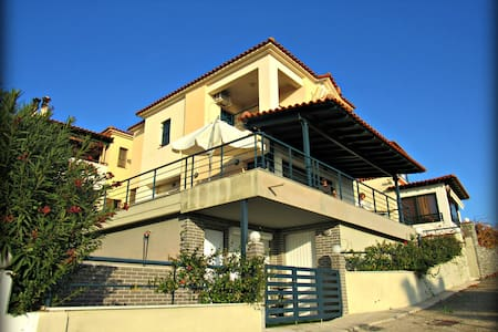 Villa (3 fl.) in Sithonia, Halkidiki - ฮัลกิดิกิ