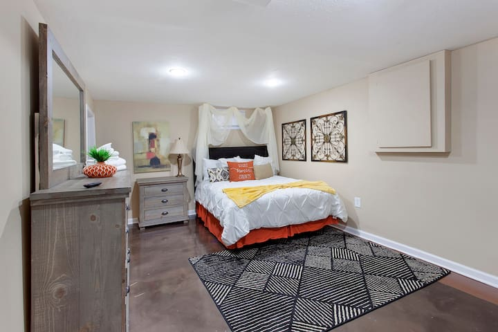 Suite Beta at The Village Home NURSES WELCOME