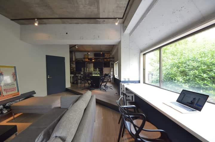 Aoyama/Roppongi Fully renovated Japanese house