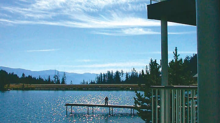 Lake Condos at Big Sky Montana