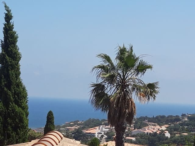 Duplex vue  mer