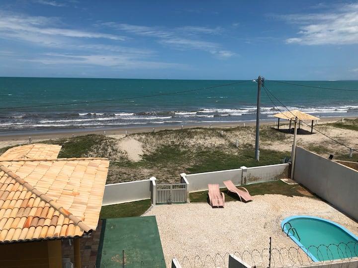 Apartamento Beira mar em Tibau.