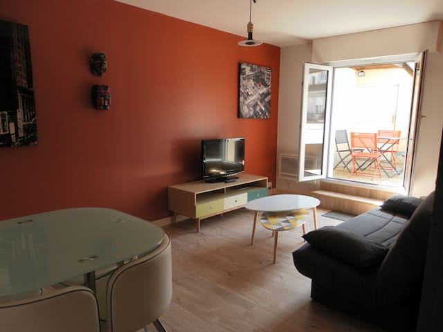 "APPARTEMENT CENTRE VILLE ""LE RONSARD"" 40M²"