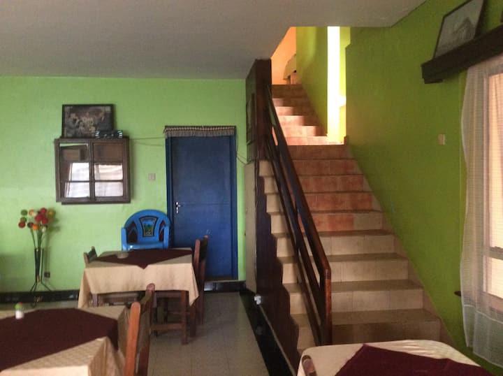 The perfect home stay in Meru, Kenya