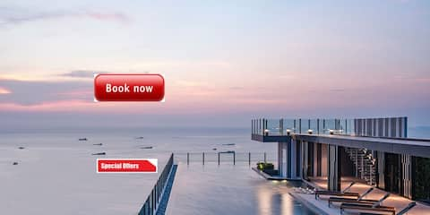 *** One Bedroom Central Pattaya,Walk to Beach#A4**