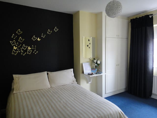 Lovely room, private wc, fantastic location!!! - Cork - House