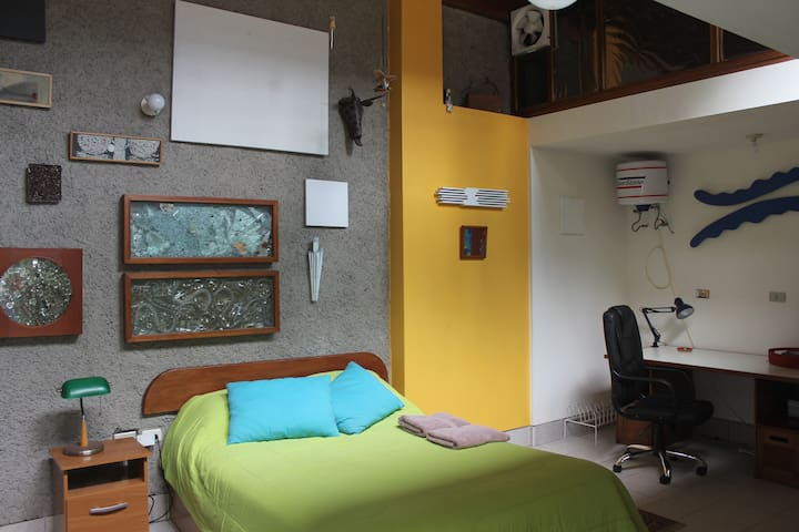 Studio in the Center of Miraflores - Miraflores District - Huis