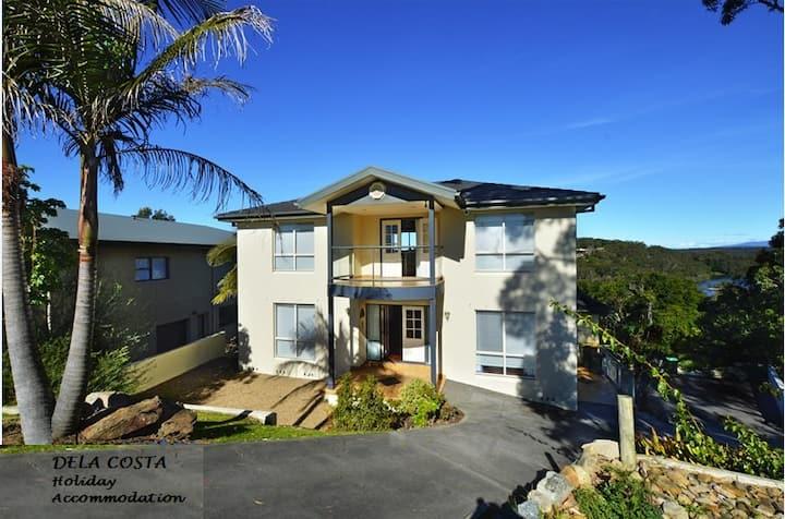 Dela Costa House from $140/night min 2 nights