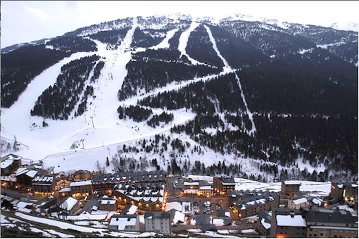 Andorre appart ski  du 8 au 15 février 2020