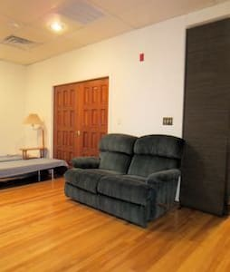 Quiet, Modern Vacation Rental in Downtown Phillips