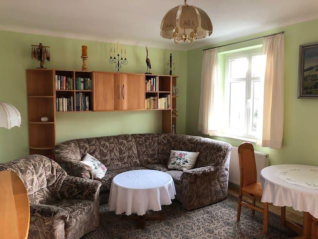 Apartment 1 für 4 Personen mit 2 Schlafzimmern