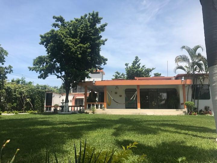 Hermosa Casa en Tequesquitengo,Mor