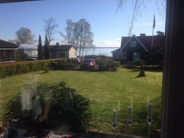 Summer living in Kullaberg