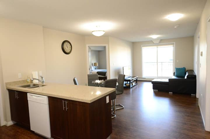 Bright Two Bedroom Apartment Designed for Comfort