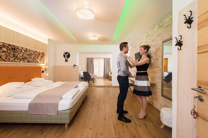 Thula Wellnesshotel Bayerischer Wald (Lalling), Wald-Wellness-Suite