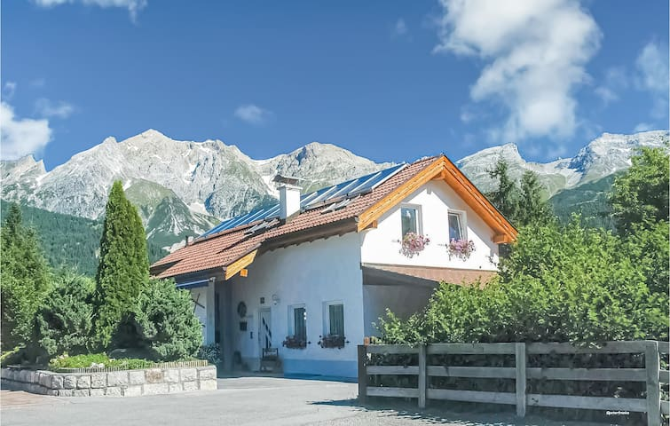 Holiday apartment with 4 bedrooms on 130m² in Tobadill
