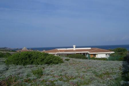 Villa Spiaggia Rosa only 70 meters from the sea - Portobello
