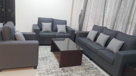 Salalah  Najm Capital Lakás berendezett apartmanok