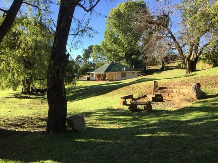 The Barbet Country Cottages