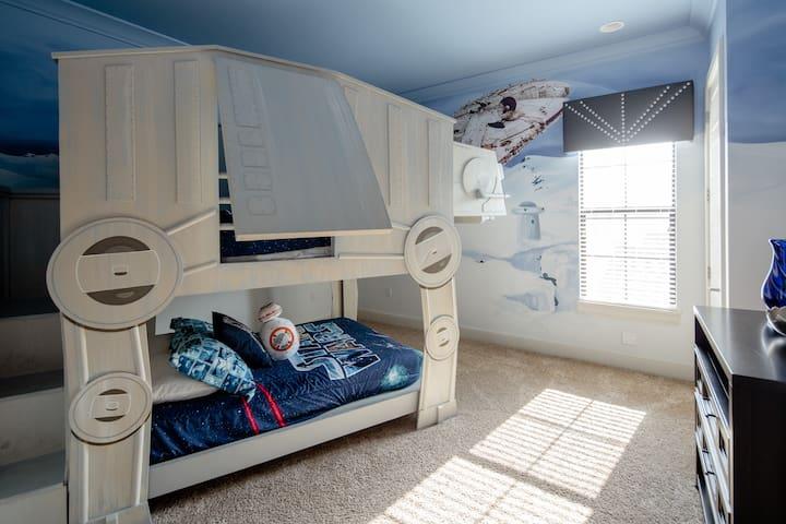 Spavaća soba 8
