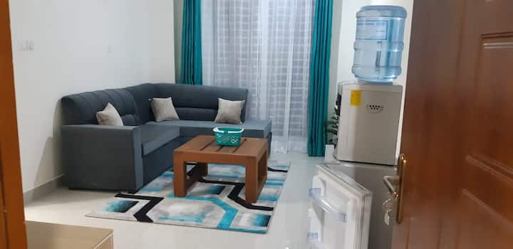 MODERN 1BDRM APARTMENT, NYALI, SMART TV, WIFI,