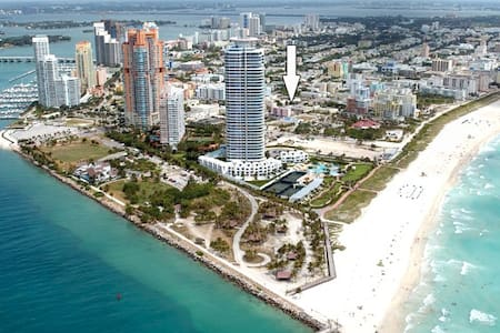 1 BDR MIAMI BEACH - SOUTH BEACH - Miami Beach