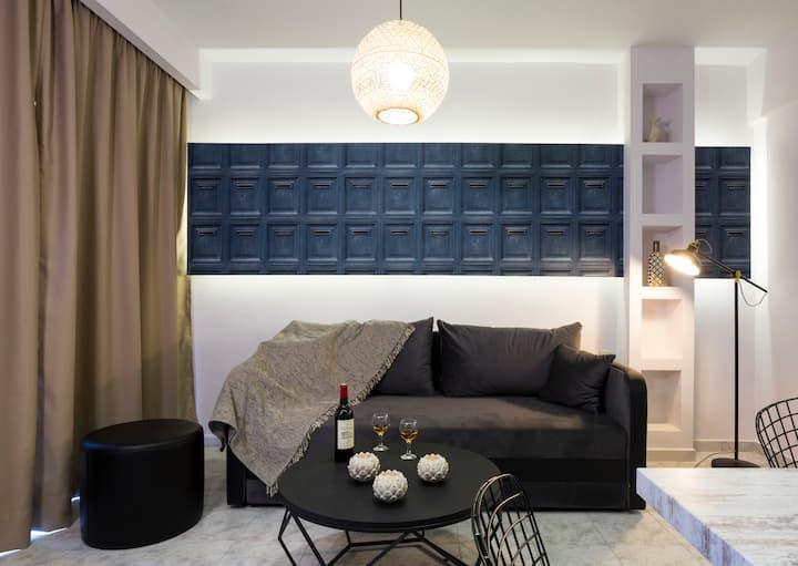 N&K luxurious apartment in Crete