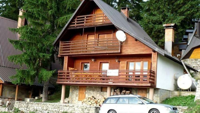 Villa VIVA - VLAŠIĆ - Šišava - Hus