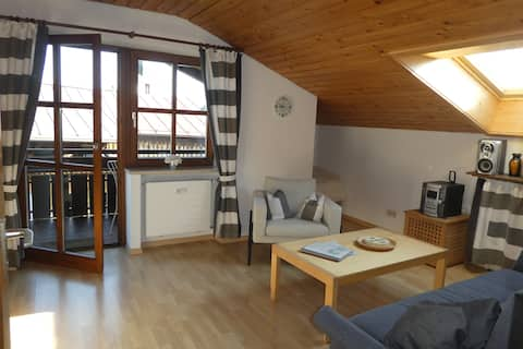 "Holiday apartment ""Gipfeltraum"""