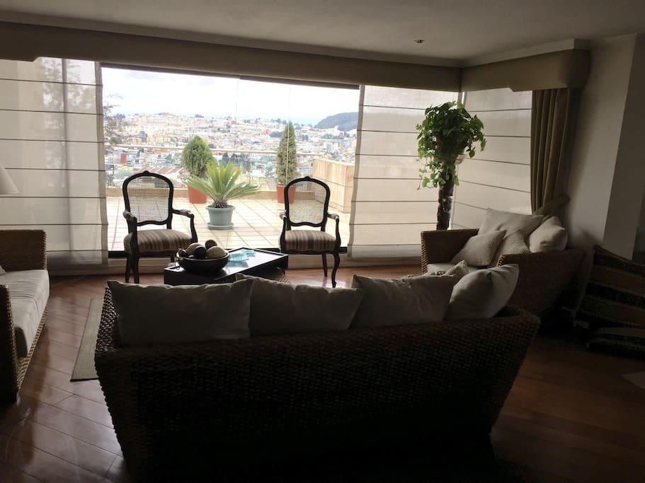 Vista de la sala 1